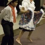 Me dancing.