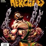 Hercules breaking chains