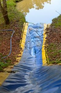 Camp Cheerio Mudslide