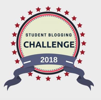 2018 Blogging Challenge
